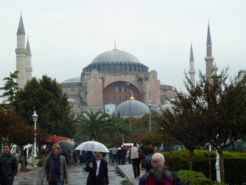Agia Sophia - Istanbul