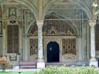 Topekai Palace - Ottoman era
