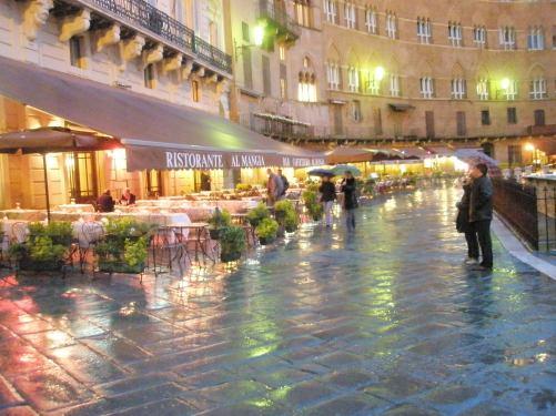 Piazza del Campo - Sienna, Italy