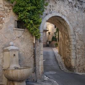 Saint-Jean village