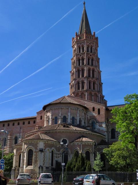 Basilica Saint-Sernin