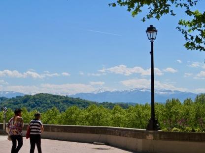 Pyrénées view