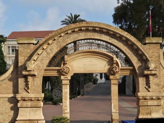 Archway La Milagrosa