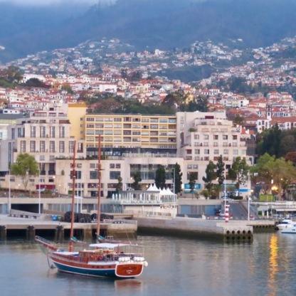 Bay of Funchal