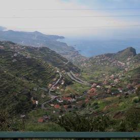 Cabo Girão view