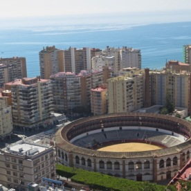 Bullring of Málaga