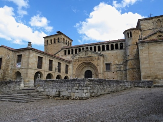 Santillana Del Mar Collegiate Church