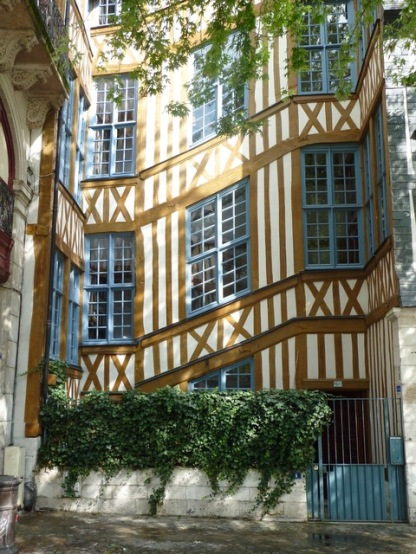 Half-timbered architecture