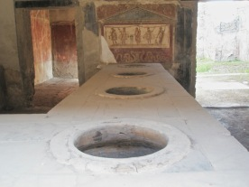 Ancient thermopolium